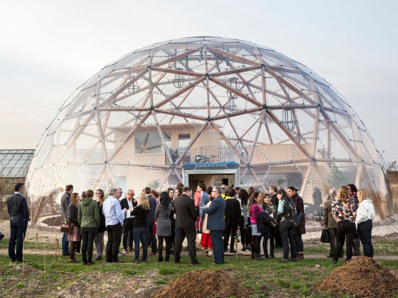 Konference copenhagen dome